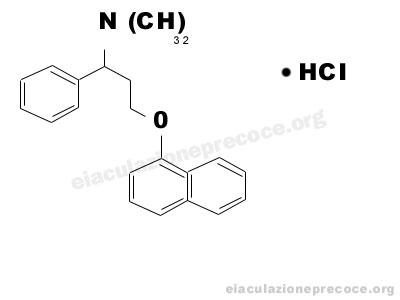eiaculazione rapida della serotonina